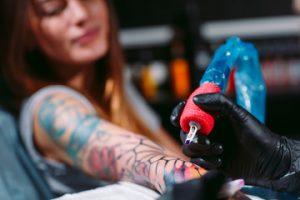 Tatuaggi Watercolor Milano